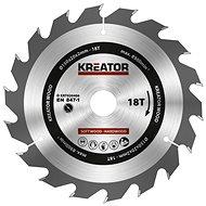 KREATOR KRT020406 - Fűrészlap