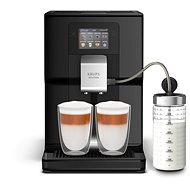 Krups EA873810 Intuition Preference Black tejtartállyal - Automata kávéfőző