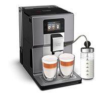 Krups EA875E10 Intuition Preference+ Chrome tejtartállyal - Automata kávéfőző