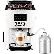 Krups Pisa White + XS6000 Autocappuccino EA816170 - Automata kávéfőző