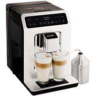 KRUPS EA891C10 + XS6000 EVIDENCE METAL CHROME tejtartóval - Automata kávéfőző