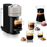 Krups XN910B10 Nespresso Vertuo Next Világosszürke - Kapszulás kávéfőző