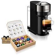 Krups XN910C10 Nespresso Vertuo Next Dark Chrome - Kapszulás kávéfőző