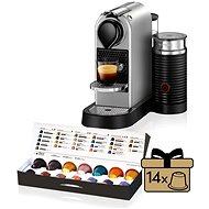 Krups NESPRESSO CitiZ&Milk XN760B10 - Kapszulás kávéfőző