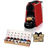 NESPRESSO De'Longhi Essenza Mini EN 85.R, piros - Kapszulás kávéfőző