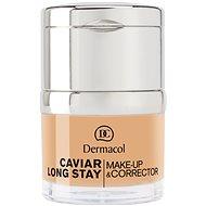 DERMACOL Caviar Long Stay Make-Up & Corrector Nude 30 ml - Alapozó