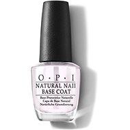 OPI Nail Lacquer Natural Nail Base Coat 15 ml - Körömlakk