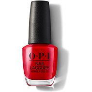 OPI Nail Lacquer Big Apple Red 15 ml