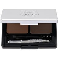 L'ORÉAL Brow Artist Genius Kit Light to Medium 3,5 g - Sminkpaletta