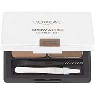 L'ORÉAL Brow Artist Genius Kit Medium to Dark  3,5 g - Sminkpaletta