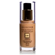 MAX FACTOR Facefinity 3 in 1 Foundation 60 Sand 30 ml - Alapozó