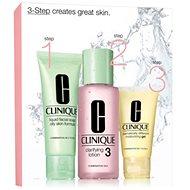 Kozmetikai ajándékcsomag CLINIQUE 3 Step Skin Care System 3 - Dárková kosmetická sada