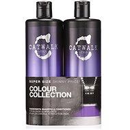 TIGI Catwalk Fashionista Violet Tween hajápolási szett - Kozmetikai ajándékcsomag