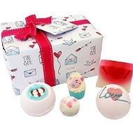 BOMB Cosmetics Ajándék szett - szeretet fürdőgolyók - Ajándékcsomag