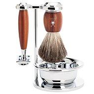 MÜHLE Vivo Plumwood Pure Badger 4 db - Kozmetikai ajándékcsomag