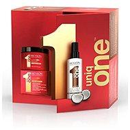 REVLON Uniq One Kókusz - Kozmetikai ajándékcsomag