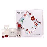 SHISEIDO Essential Energy Holiday Kit 4 db - Ajándékcsomag