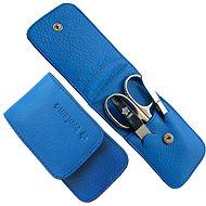 PFEILRING SOLINGEN 11186 Luxus úti manikűr készlet Kék - Manikűr szett