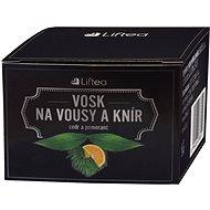 Szakállápoló viasz LIFTEA Szakáll és bajusz viasz naranccsal és cédrussal 25 g - Vosk na vousy