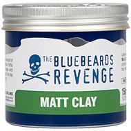 BLUEBEARDS REVENGE Matt Clay 100 ml - Hajformázó agyag