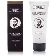 PERCY NOBLEMAN Face And Stubble Moisturizer 75 ml - Férfi arckrém