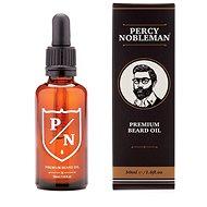PERCY NOBLEMAN Premium Beard Oil 50 ml - Szakállápoló olaj