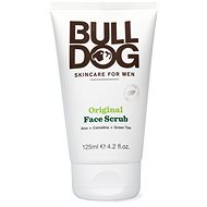 BULLDOG Original Face Scrub 125 ml - Hámosító