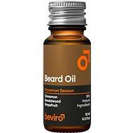 BEVIRO Cinnamon Season 10 ml - Szakállápoló olaj