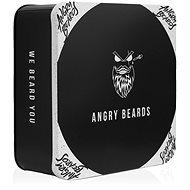 ANGRY BEARDS Jack Saloon - Kozmetikai ajándékcsomag