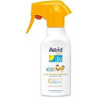 ASTRID SUN Gyermeknaptej spray SPF 30 200 ml - Naptej