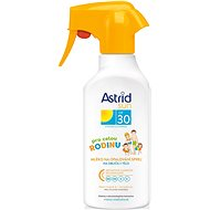 ASTRID SUN Családi naptej spray SPF 30 300 ml - Naptej
