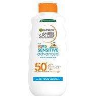 GARNIER Ambre Solaire Resisto Kids napvédő tej gyerekeknek SPF 50+ 200 ml - Naptej