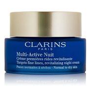 CLARINS Multi-Active éjszakai krém normál és száraz bőrre 50 ml - Arckrém