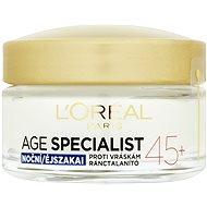ĽORÉAL PARIS Age Specialist 45+ Night 50 ml