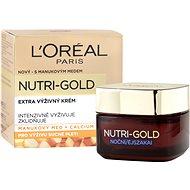 ĽORÉAL PARIS Nutri-Gold Night éjszakai arckrém, 50 ml - Arckrém
