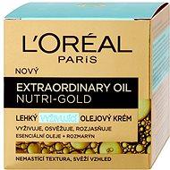 ĽORÉAL PARIS Nutri-Gold Extraordinary olaj-krém 50 ml - Arckrém