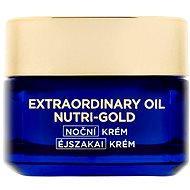 ĽORÉAL PARIS Extraordinary Oil Nutri-Gold éjszakai krém 50 ml
