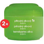 ZIAJA Természetes olíva arckrém 2× 50 ml - Arckrém