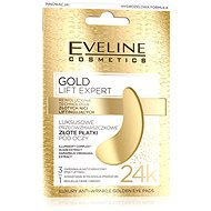 EVELINE Cosmetics Gold Lift Expert Luxury Anti-Wrinkle Golden Eye Pads 2 db - Arcpakolás