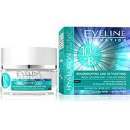 EVELINE Cosmetics Hyaluron Clinic Rich Overnight Cream-Mask 50 ml
