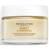REVOLUTION SKINCARE Honey & Oatmeal Nourish & Glow 50 ml - Arcpakolás