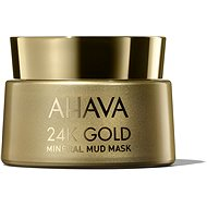 AHAVA Mineral Masks Mineral Mud Mask 24K Gold 50 ml - Arcpakolás