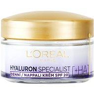 Arckrém ĽORÉAL PARIS Hyaluron Specialist Day Cream SFF20 50 ml - Pleťový krém