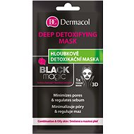 DERMACOL Tissue Detoxifying Mask Black Magic 15 ml