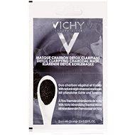 VICHY Detox Clarifying Charcoal Mask 2× 6 ml
