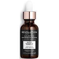 REVOLUTION SKINCARE Extra 0,5% Retinol Serum with Rosehip Seed Oil 30 ml - Arcápoló szérum