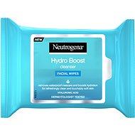 NEUTROGENA HydroBoost Cleanser Facial Wipes - Arctörlő kendő