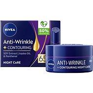 NIVEA Anti-Wrinkle Contouring 65+ éjszakai krém 50 ml - Arckrém