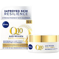 NIVEA Q10 Power Anti-Wrinkle + Extra-Nourishing SPF15 nappali arckrém 50 ml - Arckrém