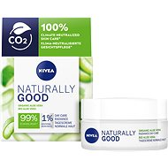 NIVEA Naturally Good Radiance Day Cream 50 ml - Arckrém